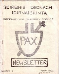 VSI newsletter_no1 1966