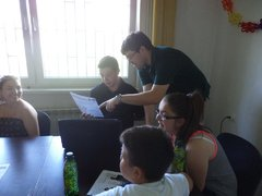 Wings of HopeBiH_PaulCleary Teaching