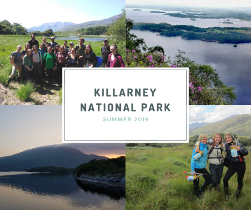 Killarney National Park Facebook promotion for summer 2019