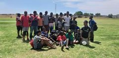 IVP South Africa Sports development
